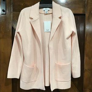 🆕 Magaschoni blazer blush pink